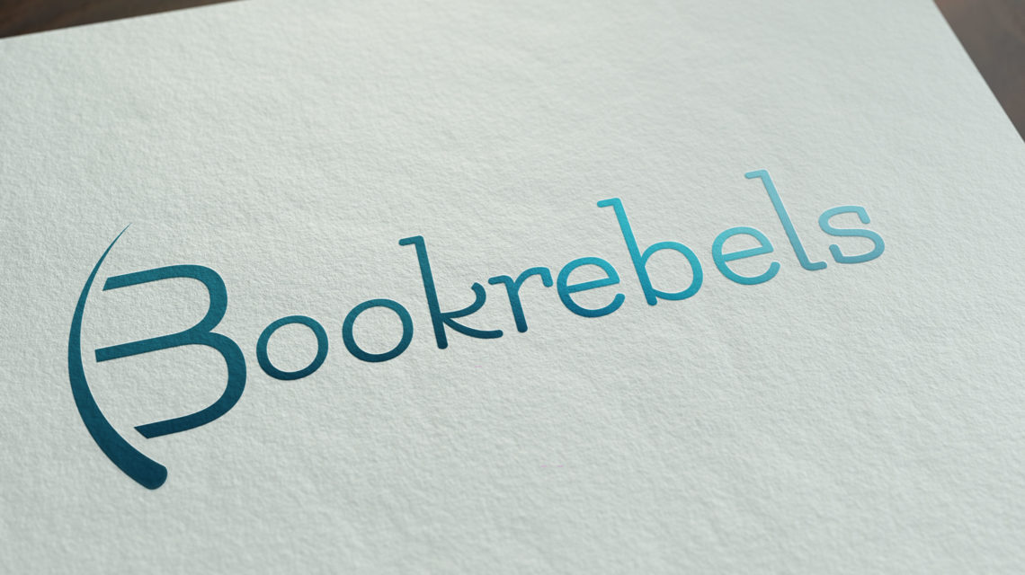 Bookrebels Logo Design